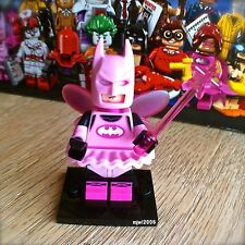 71017 THE LEGO BATMAN MOVIE Fairy Batman #3 Minifigures SEALED Ballerina pink