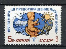 30406) RUSSIA 1983 MNH** Physicians against war 1v.