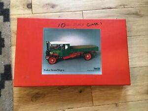 WILLS Finecast Foden C Type Steam Wagon 6 Ton 1/32 Scale White Metal Kit