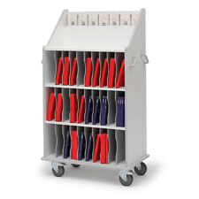 "Catheter Supply Cart  Single  37""W x 21.25""D x 61.75""H 1 ea"