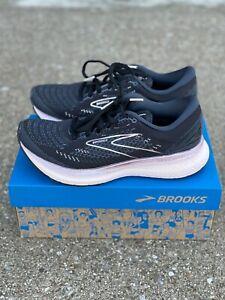 Brooks Glycerin 19 Women's Size 8.5 Black Ombre Metallic Running Shoe