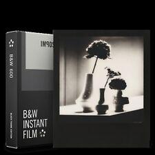 Impossibile B + W Instant Film Per Polaroid 600-Edizione Black Frame