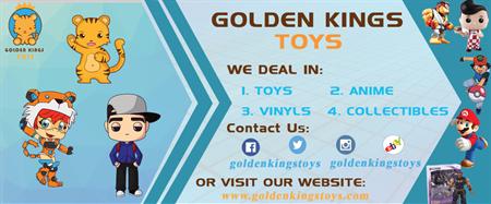 Golden Kings Toys