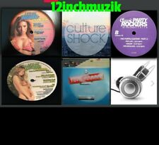 12'' vinyl for 4midiloop 4TrackTrigger akai AFX, AMX, APC 40 mkII, APC Mini