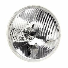 "CLASSIC MINI 7"" HEADLIGHT LENS WITH H4 BULB PAIR"