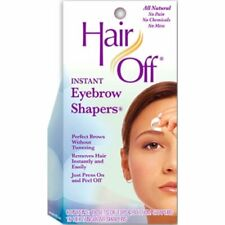 HairOff Instant Eyebrow Shapers 18 Each
