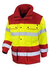 Rettungsdienst Schutzjacke GORE-TEX  mit Innenfutter, GUV, versch. Größen, 22541