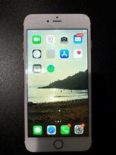 Apple iPhone 6s Plus - 32GB - Rose Gold (Unlocked) Slightly Cracked Screen (pics