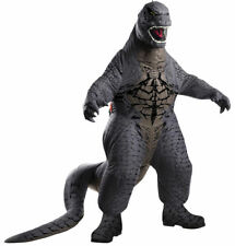 Morris Costumes Men's Monster Godzilla Halloween Adult Complete Outfit. RU880856