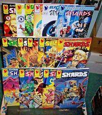 ElfQuest: Shards #1 thru #16 FULL SET Wendy & Richard Pini WaRP Graphics VF NM