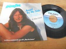 """7"""" OST Frank Duval  - Unsere schönsten Jahre : Angel By My Side (2 Song) TELDEC"""