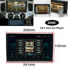 "10.1"" 2DIN Car Stereo Radio MP5 Player DSP/EQ Android GPS Navigation Wifi Part"