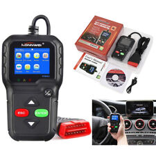 KW680 OBD2 OBDII & CAN Vehicle Engine Diagnostic Scanner Fault Code Reader-Scan