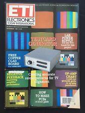 Electronics Today International (ETI) December 1991 - Hobby Monthly Magazine