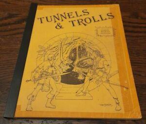 Tunnels & Trolls: Fifth Edition1979