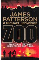 Zoo By James Patterson - New Paperback Book