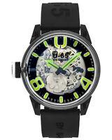 U-65 By U-Boat Skeleton Automatic Men's Watch 7931