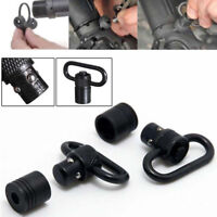 Quick Release QD Sling Swivel Attachment Rail Mount Adapter /Fit Gun Rifle New