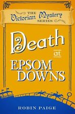 Death at Epsom Downs,Robin Paige