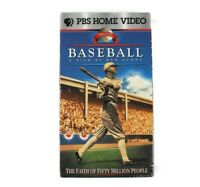 Baseball A Film by Ken Burns: Inning 3 The Faith Of Fifty Million People VHS