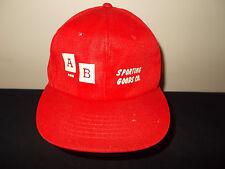 VTG-1960s/70s A & B Sporting Goods Minnesota North Stars supplier hat sku3