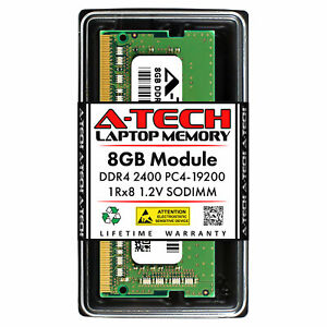 8GB PC4-19200 SODIMM Memory RAM for Dell XPS 15 9560 (SNPMKYF9C/8G Equivalent)