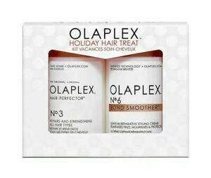 """NEW"" Olaplex Holiday Hair Treat Kit - Authentic (No. 3 and No. 6)"