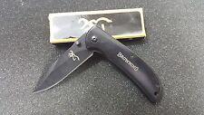Browning 338 Folding Pocket Knife New
