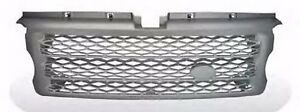 Front Bumper Grille for L320 RANGE ROVER Sport 2006-2009 Gray Performance Style