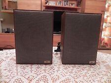 Weltfunk WFB 20  Vintage Lautsprecher Boxen  70 er Jahre
