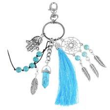¡Nuevo! Llavero Dream Catcher atrapasueños color azul
