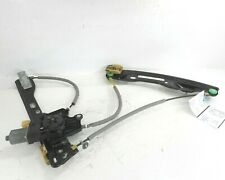 13-17 Lincoln MKZ Front Driver Left Window Regulator W/ Motor OEM Electric