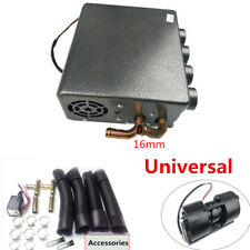 Universal Trunk Underdash Compact Heater 12Pcs Pure Copper Tube + Speed Switch