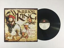 WARRIOR KING Virtuous Woman LP VP VPRL-1648 US 2002 VG++ 16D/I