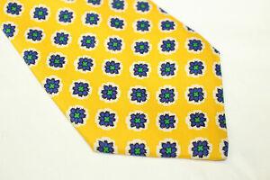 CAMERUCCI Silk tie Made in Italy F13533