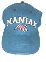 XFL Memphis TN Maniax Cap Football Hat Embroidered Adult Adjustable WWF