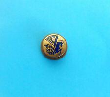 AIR FRANCE .... vintage enamel buttonhole pin badge