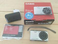 casio exilim digital camera 20.1 mp EX ZS-35 BOXED
