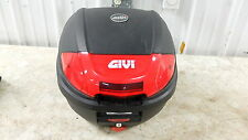 Givi motorcycle scooter rear back luggage box trunk storage compartment