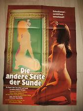 Die Andere Seite der Sünde -Kinoplakat A1- The Queer... The Erotic Edmund Purdom