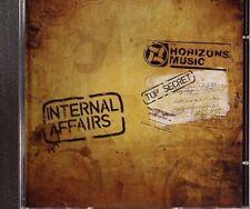 Internal Affairs 1 CD Horizons Music Drum And Bass. Bachelors Of Science, Naibu