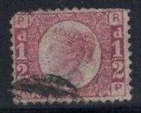 Großbritannien 1870 Mi. 36 Gestempelt 40% 1/2 p, Königin Victoria