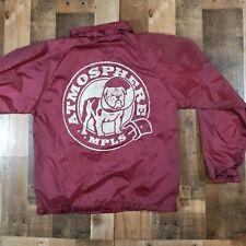 Atmosphere Mpls Rap Hip Hop Group Windbreaker Jacket Small Minnesota Rhymesayers