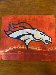 Denver Broncos NFL Neoprene Mouse Pad B