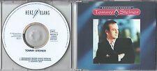 Tommy Steiner  CD-SINGLE BRENNENDE HERZEN (c) 1995