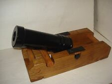 """11"""" golf ball size mortar black powder cannon signal cannon new year's eve"""