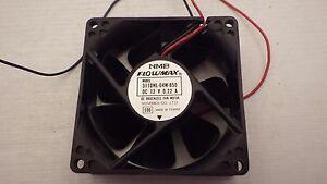 NMB 3110NL-04W-B50 DC12V 0.22A 80X80X25MM DC BRUSHLESS FAN MOTOR
