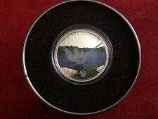 2012 Cook Islands Seymchan meteorite silver coin – case and COA