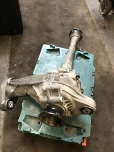 VW TOUAREG  2005  2.5 TDI FRONT DIFF DIFFERENTIAL- 4460310021.  112k Miles