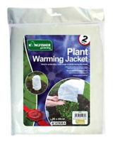 Frost Plant Protection Bags Fleece Winter Cover Outdoor Plants Garden Shrubs x2
